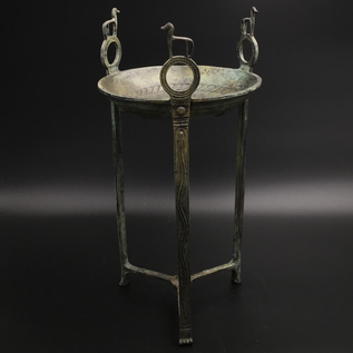 OMEN Gallery Demeter Tripod (censer) with Horses