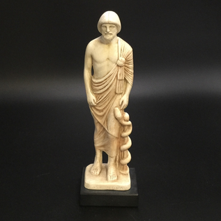 OMEN Gallery Demeter Asclepius Statue 8x21cm