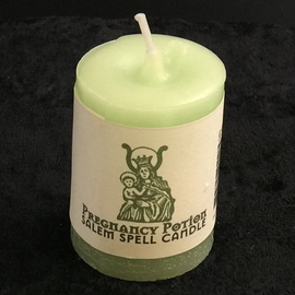 OMEN Pregnancy Potion Votive Candle