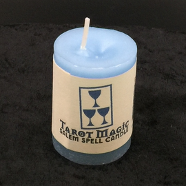 OMEN Tarot Magic Votive Candle