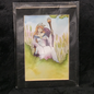 OMEN The Empress - Signed and Matted Tarot Print