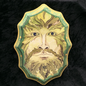 OMEN Greenman Wall Plaque - Small