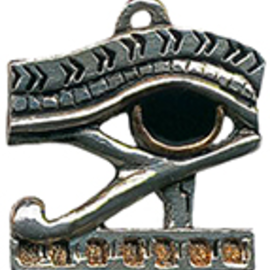 OMEN Eye of Horus Amulet for Health, Strength, and Protection