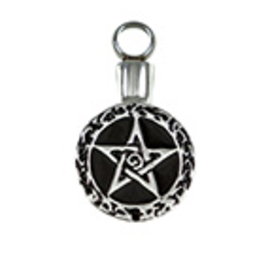 OMEN Pentagram Keepsake Love Vial