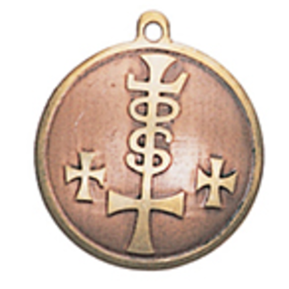 OMEN Charm for Strength, Power, & Riches
