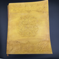 OMEN Large Herbal Pentagram Journal in Yellow