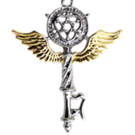 OMEN Key of Solomon Pendant - Protection of Mind & Spirit