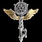 OMEN Key of Solomon Pendant - Protection of Mind & Spirit
