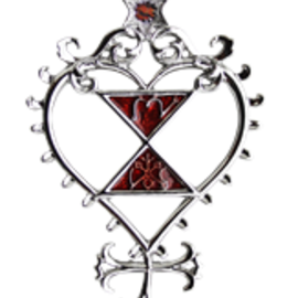 OMEN Pentacle of Venus Pendant - Loving Relationships