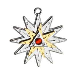 OMEN Kabbalah Star Pendant - Positive Energy & Protection