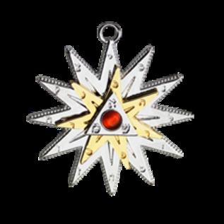 OMEN Kabbalah Star Pendant - Positive Energy & Protection