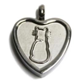 OMEN Purrfect Heart Keepsake Love Vial