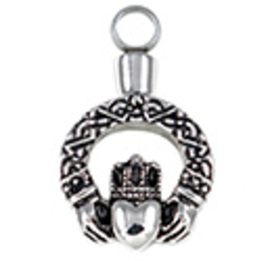 OMEN Claddagh Keepsake Love Vial
