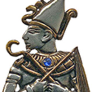 OMEN Osiris Amulet for Good Judgement