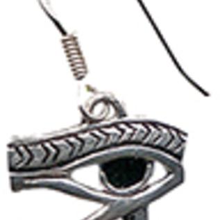 OMEN Eye of Horus Earrings for Health, Strength, and Protection