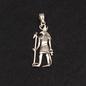 OMEN Horus Pendant in sterling silver