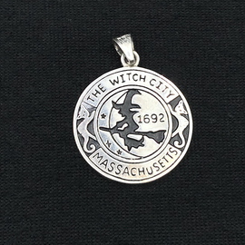 OMEN Seal of Salem Pendant