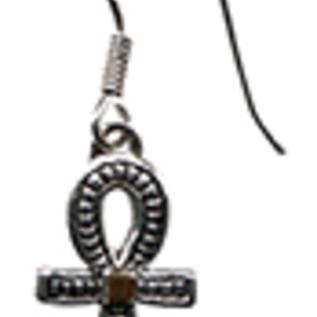 OMEN Ankh Earrings for Health, Prosperity ,& Long Life