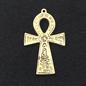 OMEN Brass Egyptian Pendant