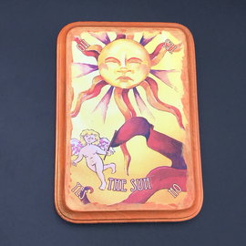 OMEN The Sun Pendulum Board - Orange