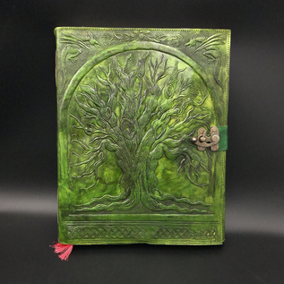 OMEN Large Tree of Life Journal in Green