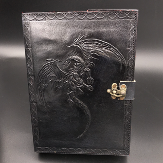 OMEN Small Flying Dragon Journal in Black