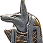 OMEN Anubis Amulet for Guidance on Life's Journey