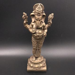 OMEN Ganesha Standing in Bronze