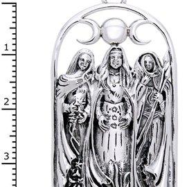 OMEN Triple Goddess Pendant