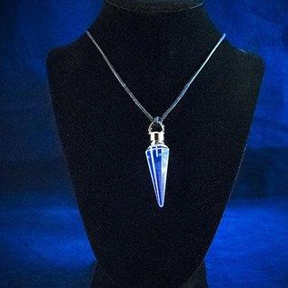 OMEN Firefly Clear Quartz Pendulum Pendant