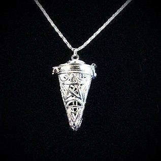 OMEN Firefly Pentacle Pendant