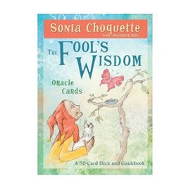 OMEN Fool's Wisdom Oracle Cards