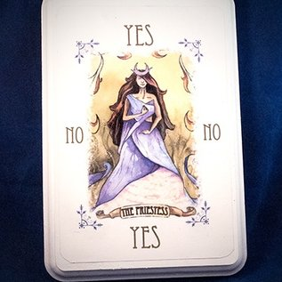 OMEN Priestess Pendulum Board - Silver