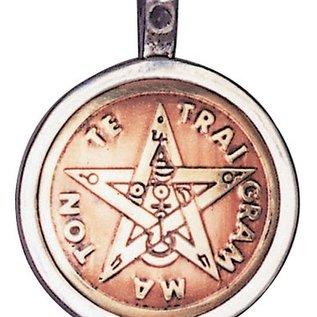OMEN Tetragrammaton Talisman for Divine Guidance & Knowledge