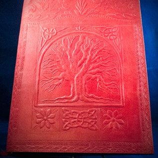 OMEN Large Tree of Life Journal in Red