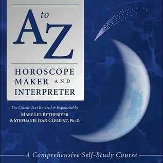 OMEN Llewellyn's New A to Z Horoscope Maker and Interpreter: A Comprehensive Self-Study Course