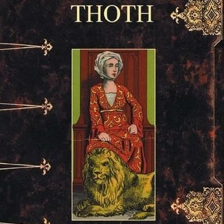 OMEN Book of Thoth - Etteilla Tarot