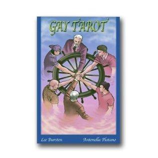 OMEN Gay Tarot (Lo Scarabeo Decks)