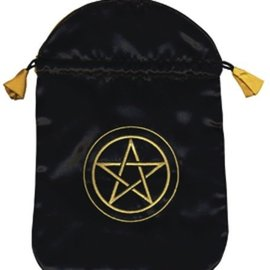 OMEN Pentacle Satin Tarot Bag