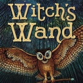 OMEN The Witch's Wand: The Craft, Lore, and Magick of Wands & Staffs