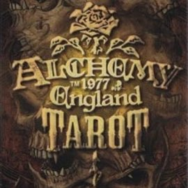 OMEN Alchemy 1977 England Tarot Deck (Cards W/ Instruction Booklet)