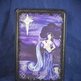 OMEN The Star - Small Pendulum Board