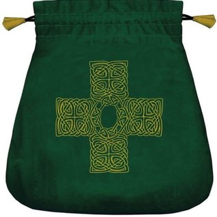 OMEN The Celtic Cross Velvet Bag