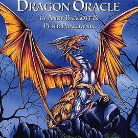 OMEN Imperial Dragon Oracle [With Booklet]
