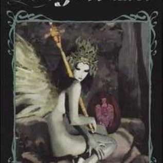 OMEN Dark Angels Tarot/Tarot de Los Angeles Oscuros