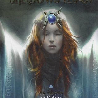 OMEN As Above Deck: Book of Shadows Tarot, Volume 1 (Cards W/ Instructions)