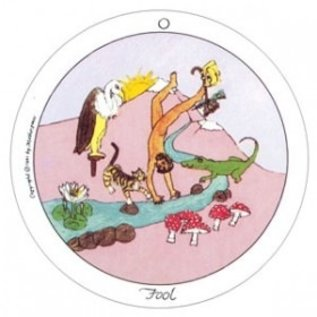 OMEN Motherpeace Round Tarot Deck: 78-Card Deck