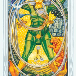 OMEN Thoth Tarot Deck Large