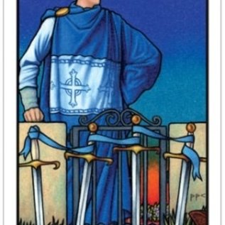 OMEN Connolly Tarot Deck