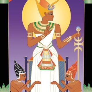OMEN Brotherhood of Light Egyptian Tarot [With Booklet]